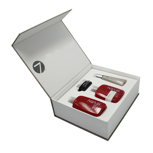 Book Shape Gift Box for Cosmetic Packaging