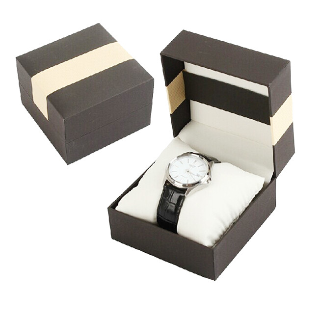 PVC Carton Watch Boxes for Men