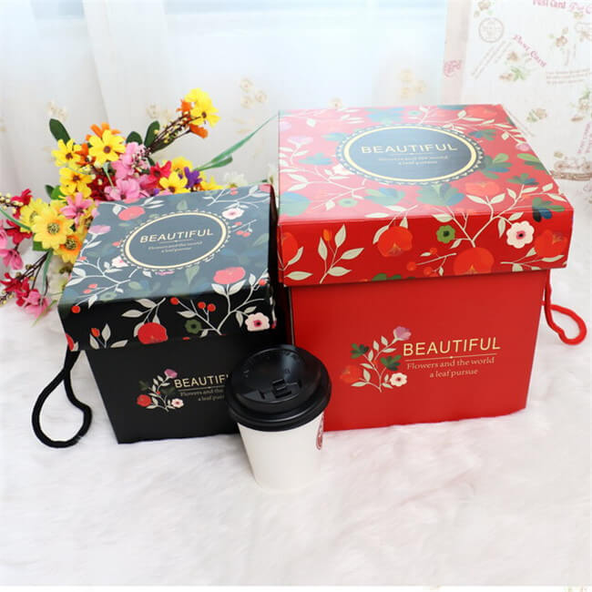 gift box for roses