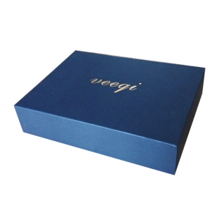 Suit Packaging Boxes with Stamping Logo