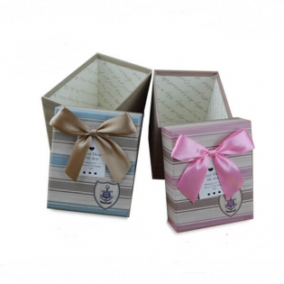 Baby Book Gift Boxes,Small Square Boxes