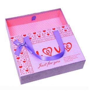Box in Bag Type,OEM Wedding Gift Box Packaging