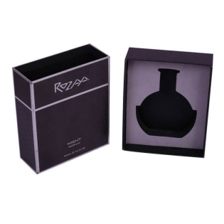 Black Fragrance Box for Perfume Bottle