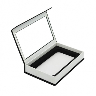PVC Window Box for Phone Case Packaging