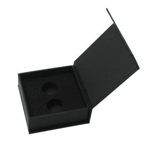 Flap Top Black Cardboard Boxes for Sale