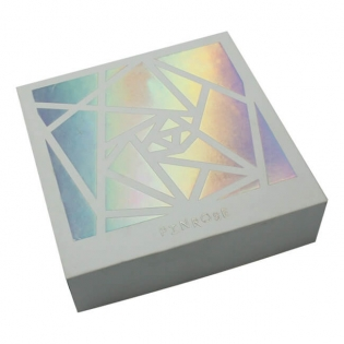 Luxury Embossed Logo Gift Boxes for Cosmetics