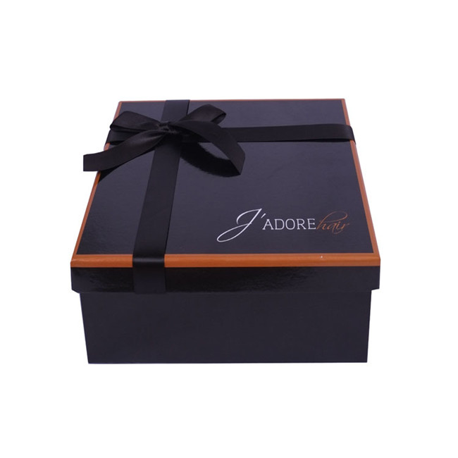 Custom Printing Fashionable Apparel Gift Boxes With Lids