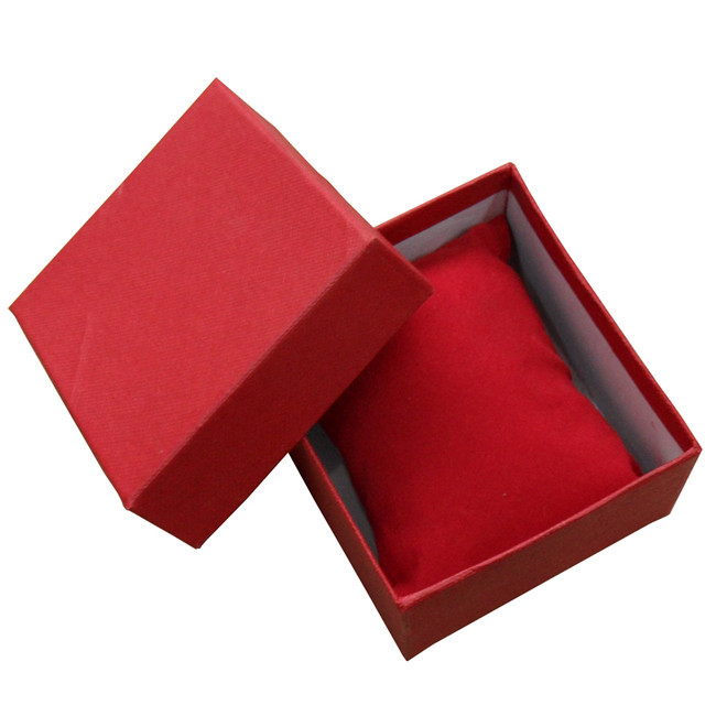 watch gift box with pillow