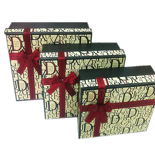 Christmas Chocolate Gift Box Manufacturers