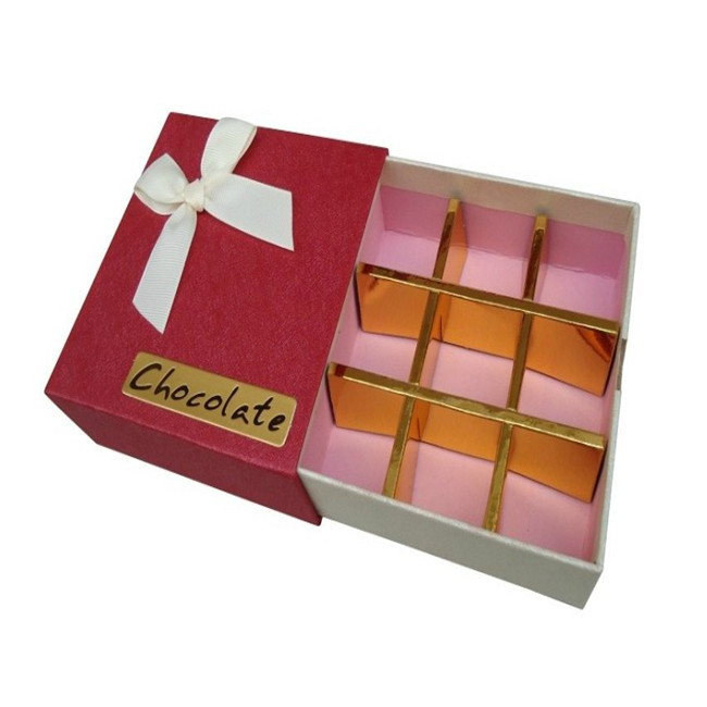 9 pack chocolate box gift sets