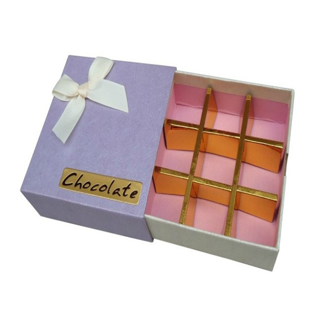 chocolate box set