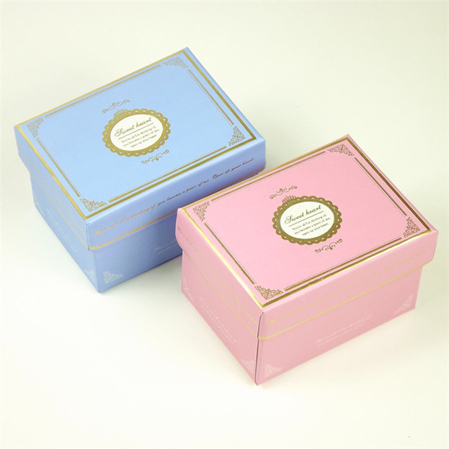 Best Assorted Candy Box Gold Stamped Chocolate Candy Box