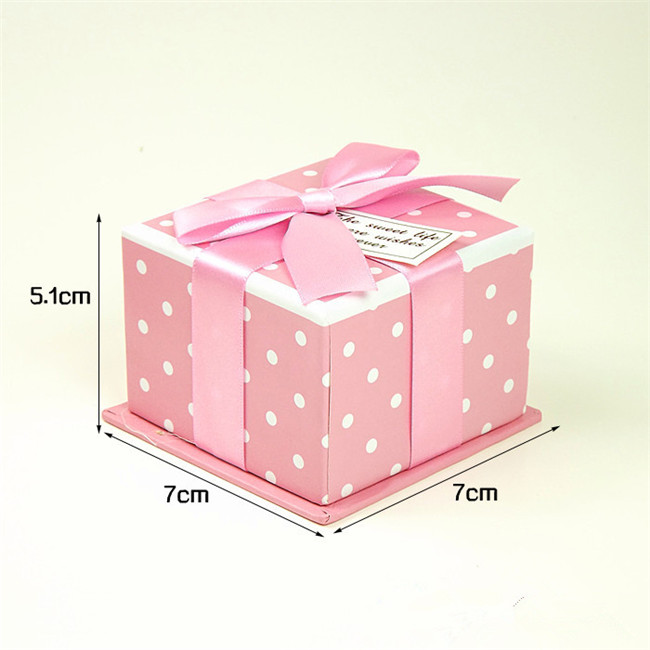 Pink Candy Boxes,Customized Small Boxes For Candy