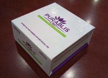 Book Shape Packaging Boxes For Online Products