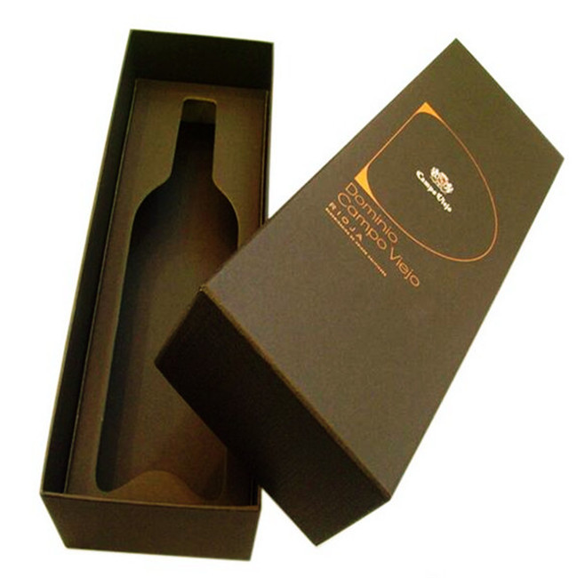 Cardboard Wine Box For Wedding Wine Gift Box Wine Box