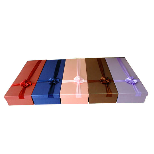 Shiny Special Paperboard Flower Packaging Boxes