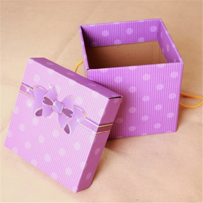 flower box with handle
