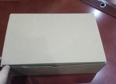 Corrugated Paper Box Packaging Customized