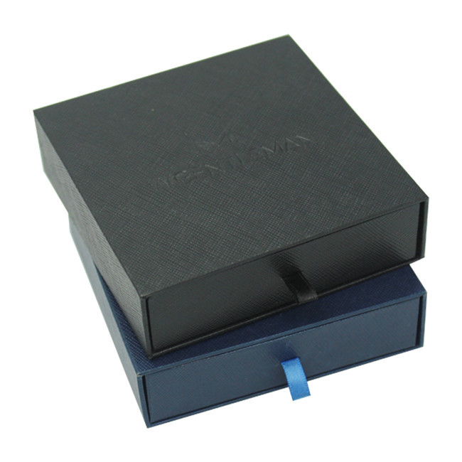 Jewellery Storage Box, Box For Necklace With Ribbon