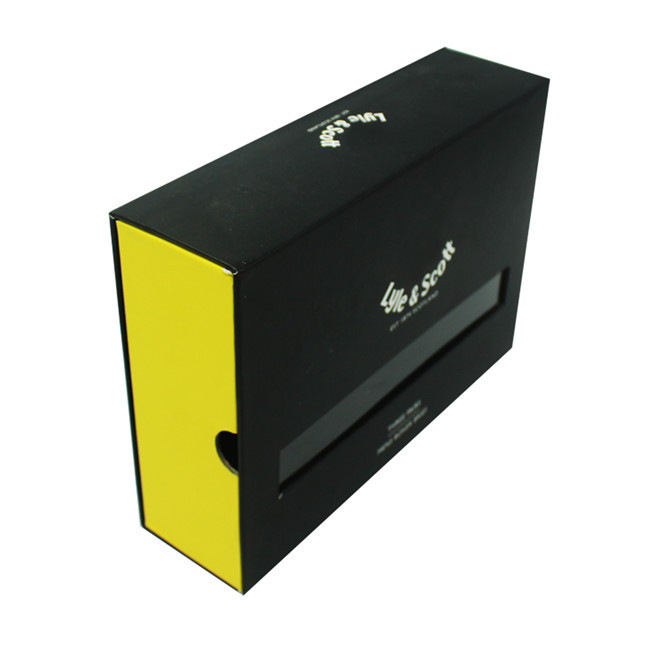 Large Black Jewellery Box