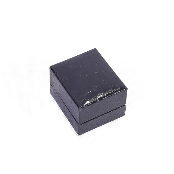 Leather Ring Box, Personalised Engagement Ring Box