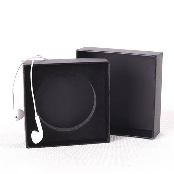 black special paper gift box (6)